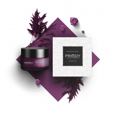 PRIODY - Nachtcreme mit Schnecken - Extrakt (50ml)