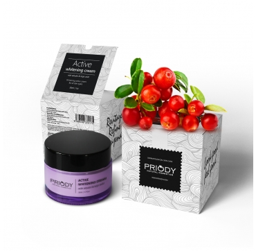 PRIODY - Aktive Bleichcreme (50ml)