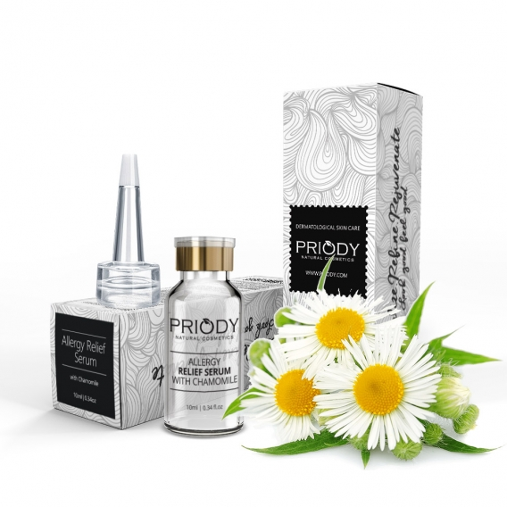 PRIODY | Kamille Anti-Allergie-Serum
